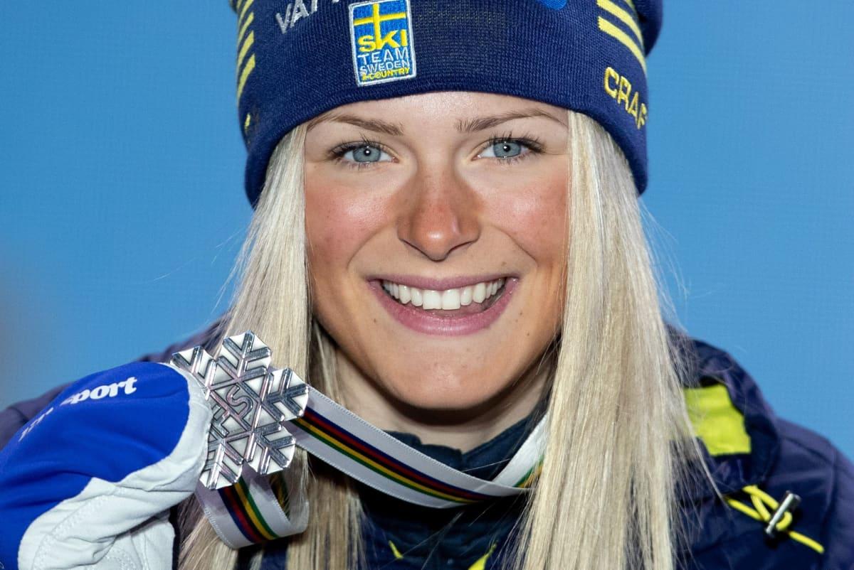 Frida Karlsson LEHTIKUVA