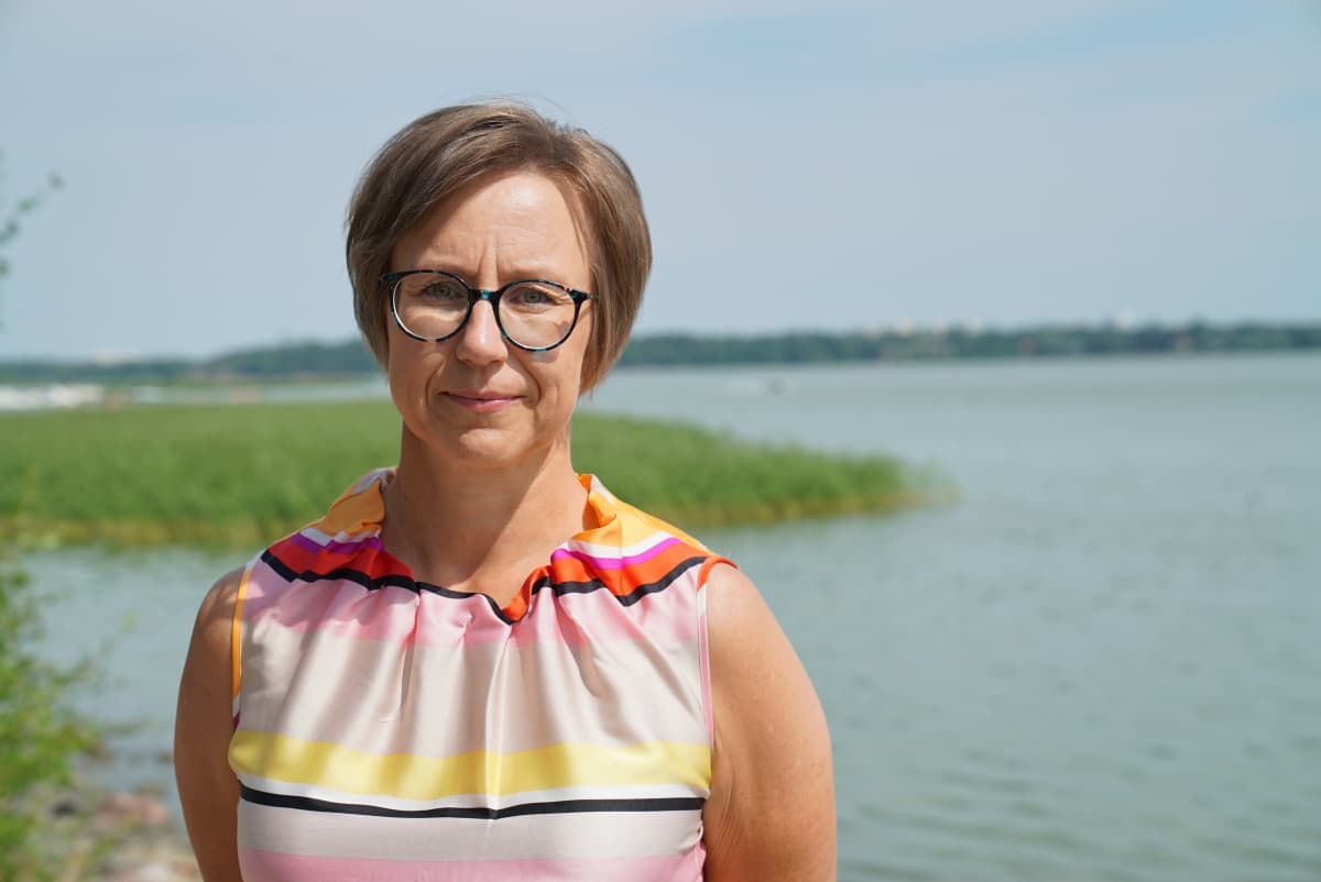 Tutkimusprofessori Annina Ropponen