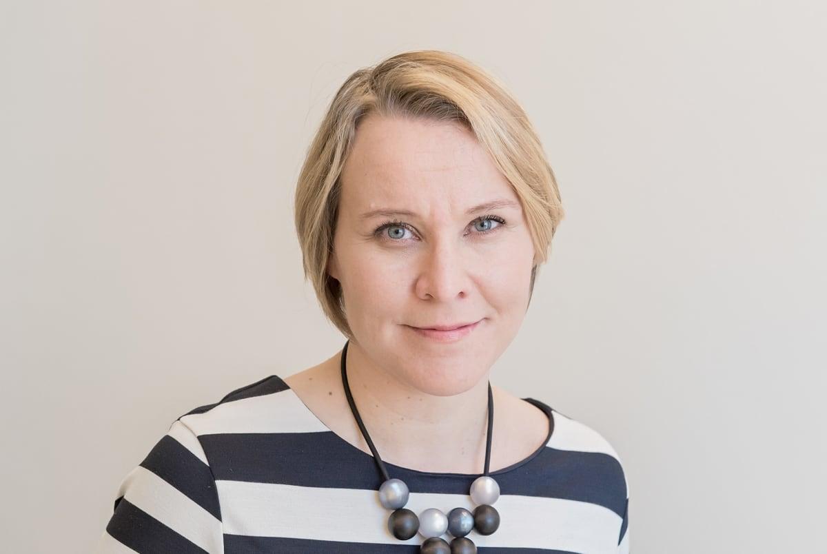 Marjo Näkki.