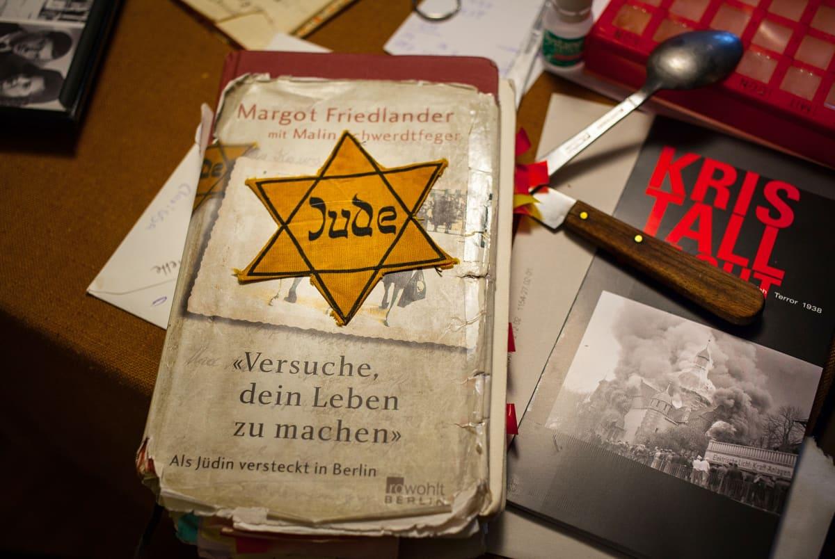 Juutalaisten merkki.