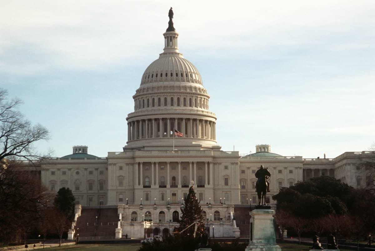 Kongressirakennus.