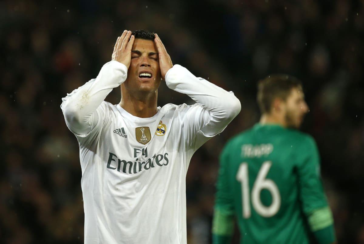 Cristiano Ronaldo Real Madrid UEFA Champions League