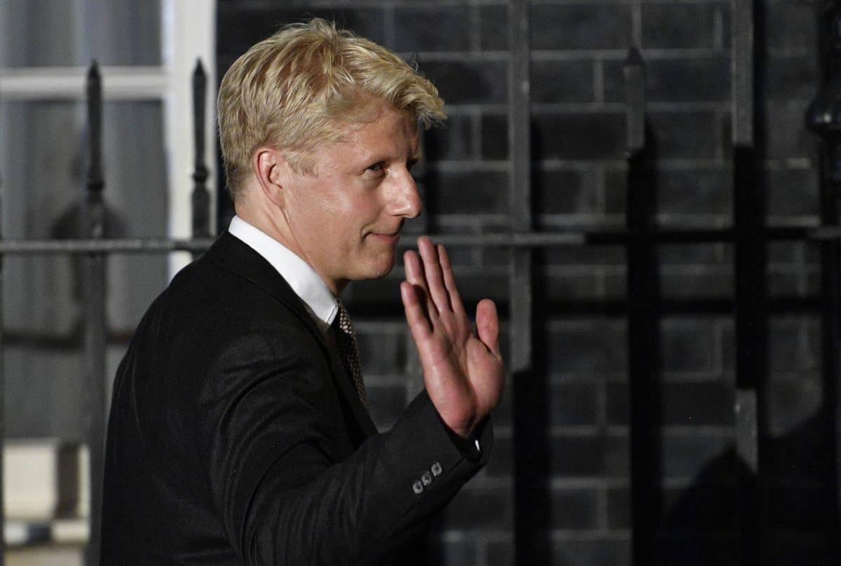 Se toinen Johnson: Boris Johnsonin veli Jo Johnson nousee uuden hallituksen elinkeinoministeriksi.