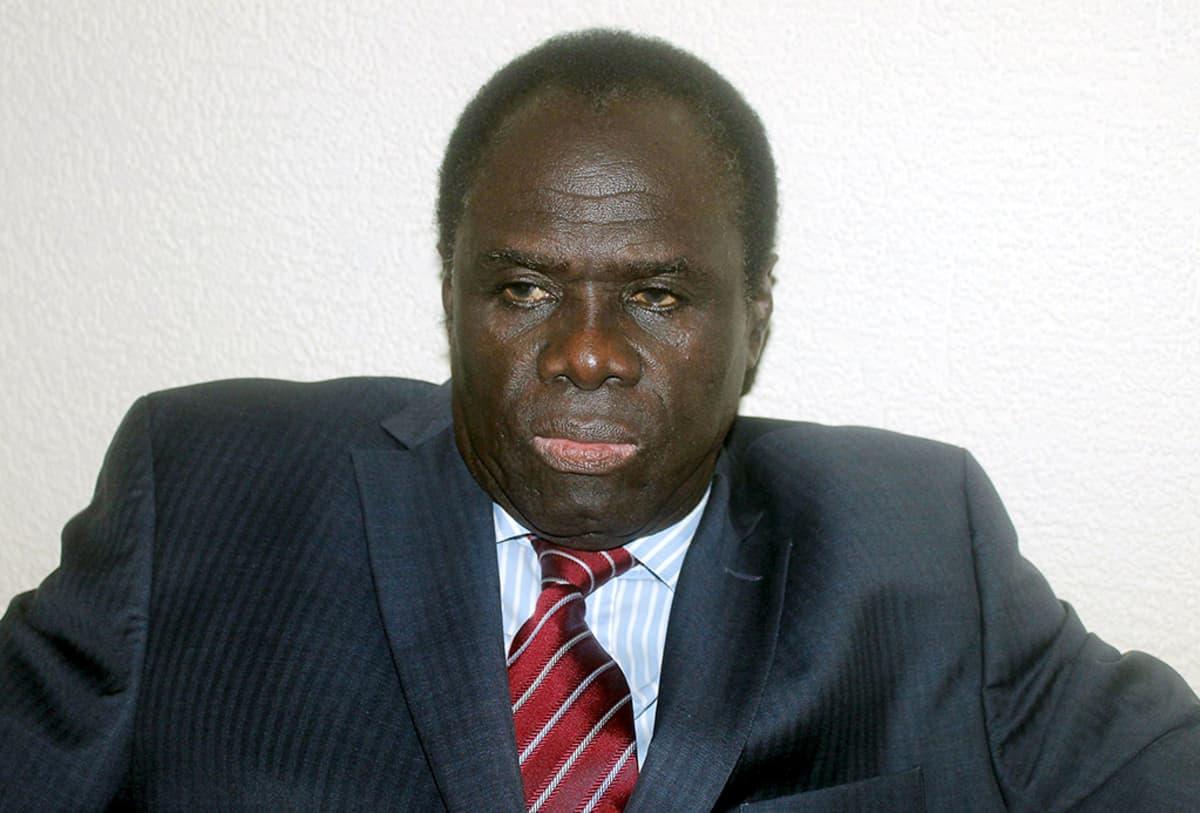 Michel Kafando.