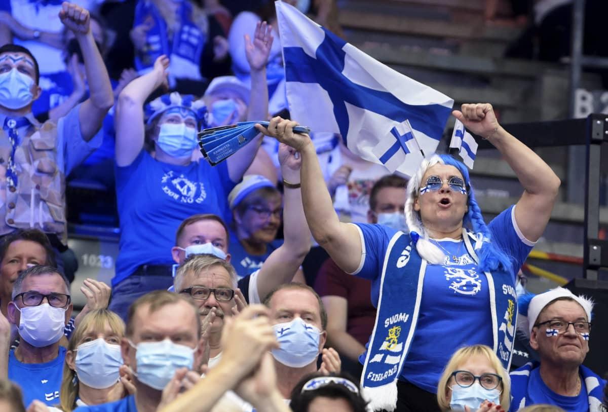 Suomen lentisfanit 8.9.2021