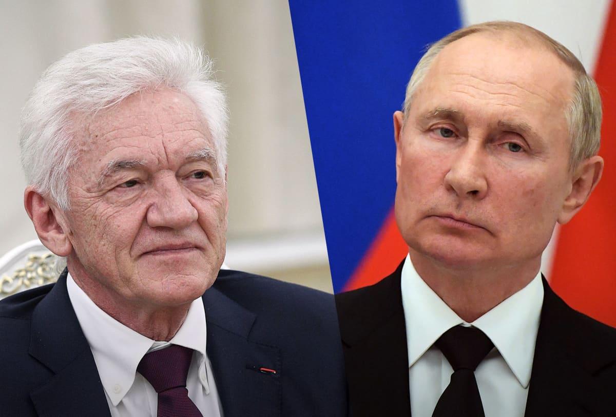 Gennadi Timtšenko kuuluu Venäjän presidentin Vladimir Putinin kaikkein läheisimpään sisäpiiriin.