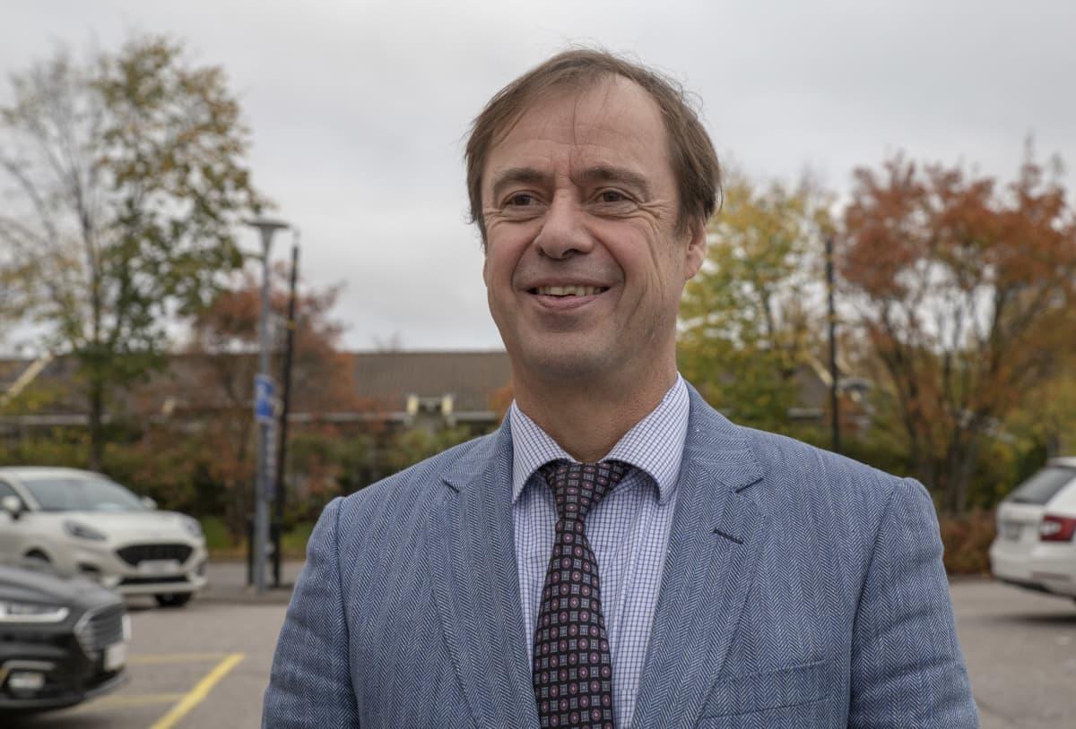 Pauli Ståhlberg / kuluttajariitalautakunnan / Puheenjohtaja / Tikkurila 14.10.2020
