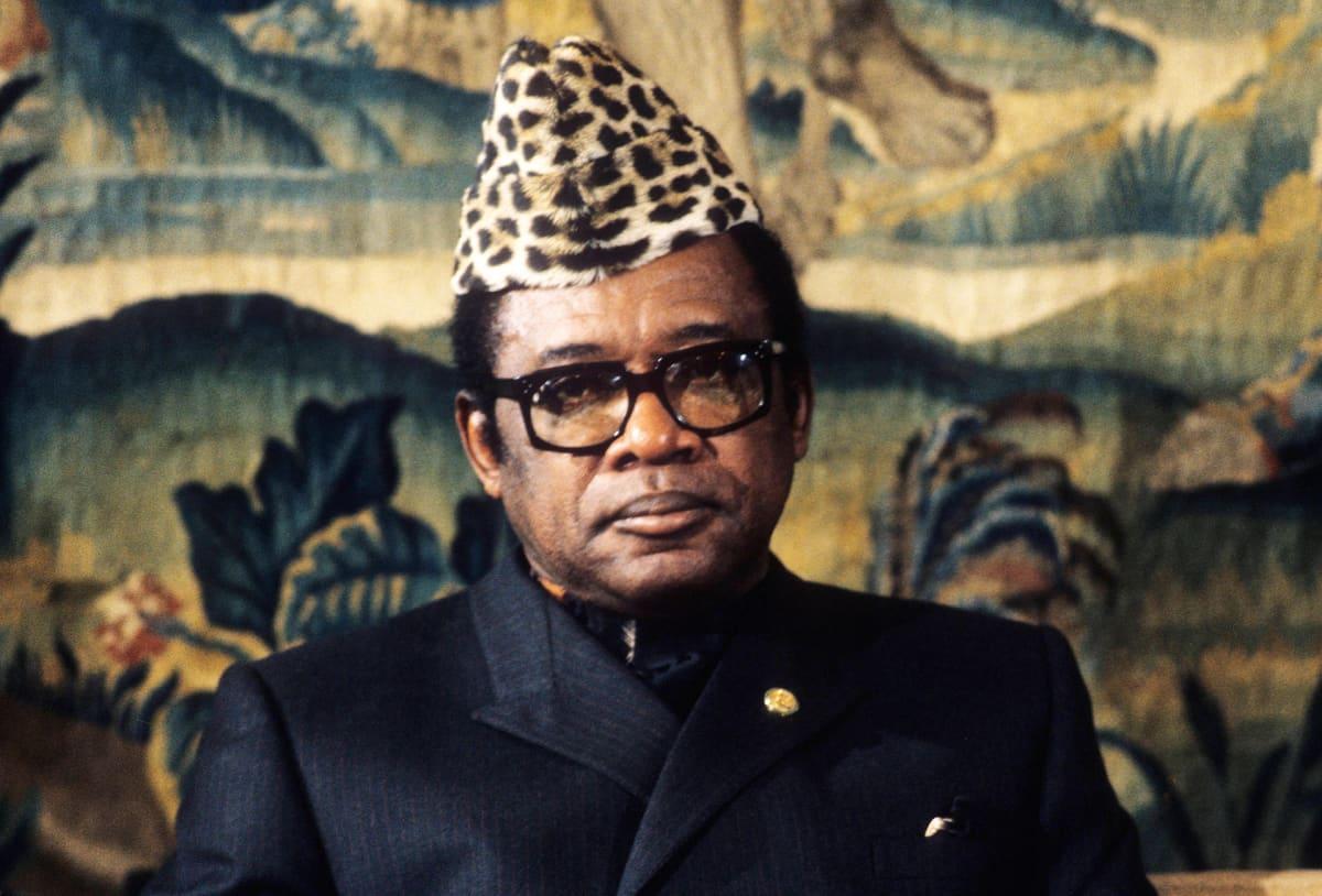 Mubutu Sese Seko
