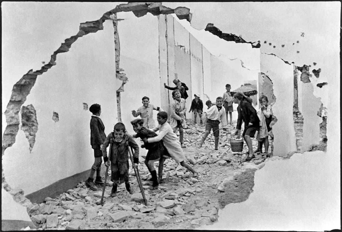 Sevilla, Espanja, 1933