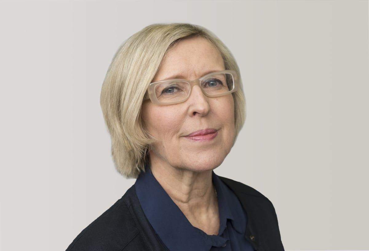 Riikka Uosukainen toimittaja.