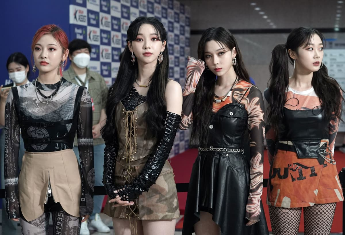 K-pop-bändi Aespa