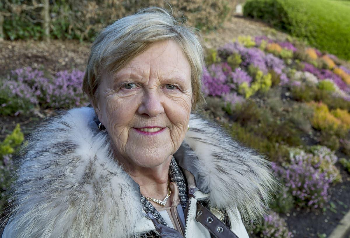 Audrey Wales