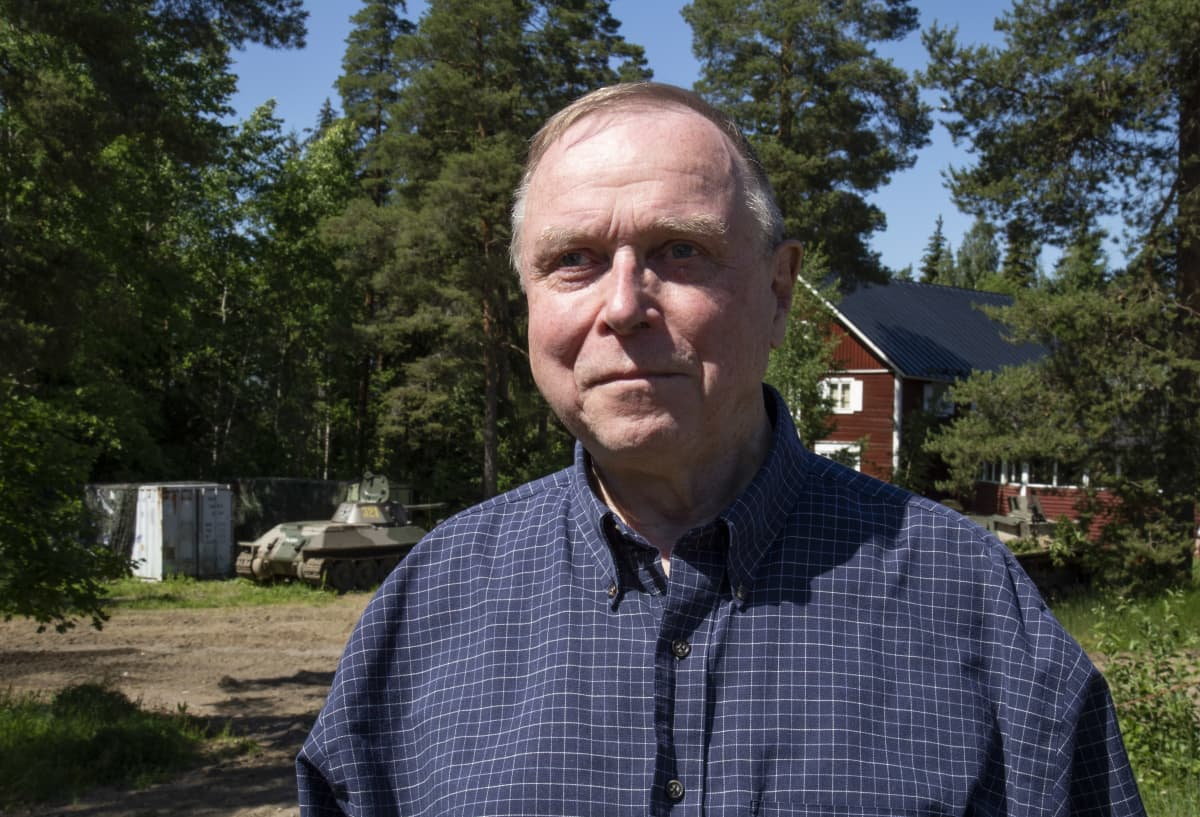 Pekka Visuri Parolassa