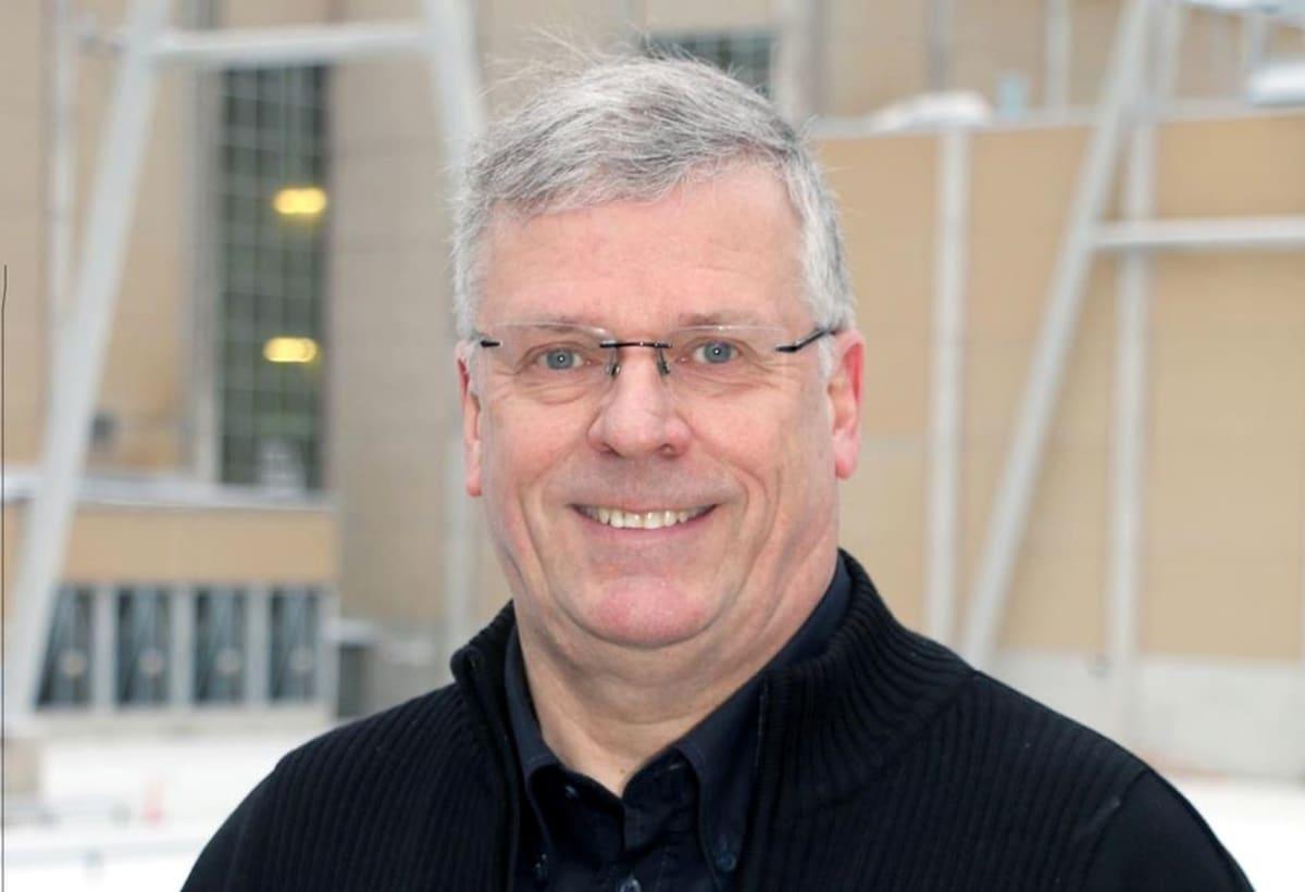 Markku Taavitsainen.
