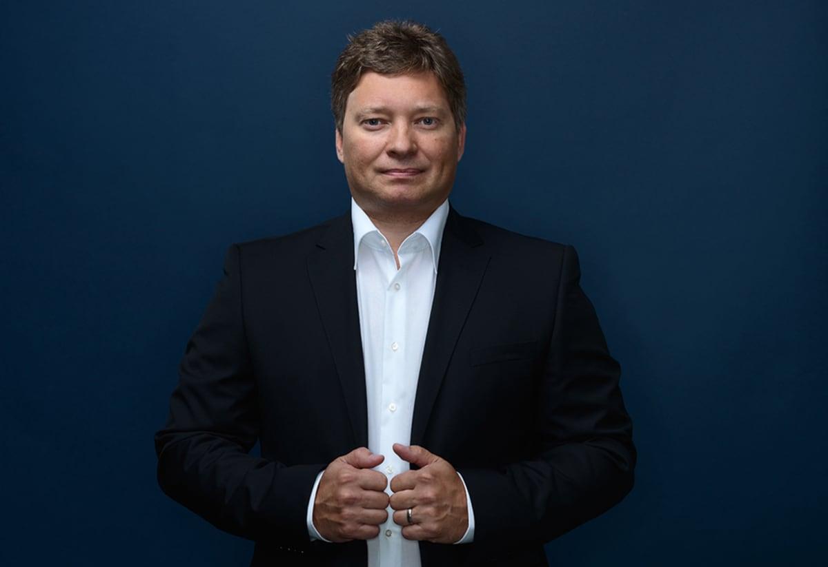 Espoo Bluesin toimitusjohtaja Mika Rautio