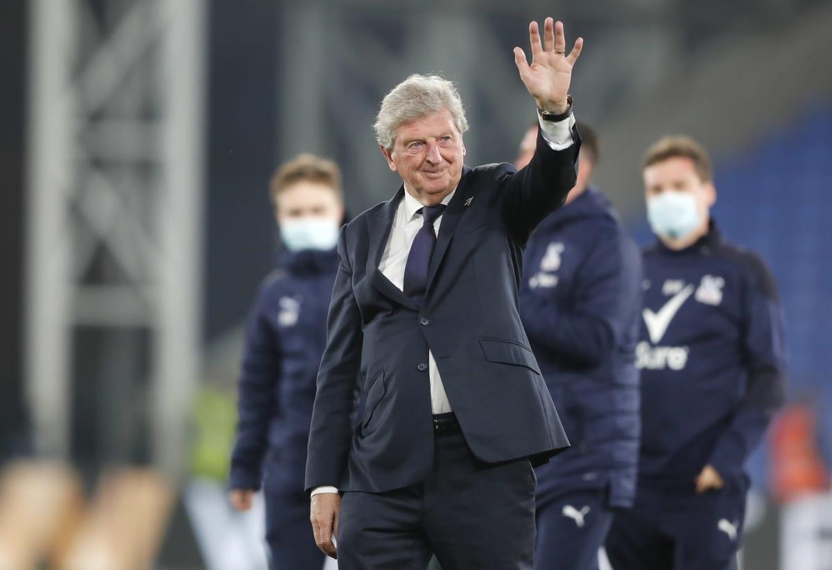 Roy Hodgson hyvästeli todennököisesti Crystal Palacen managerina valmennusuransa huipputasolla