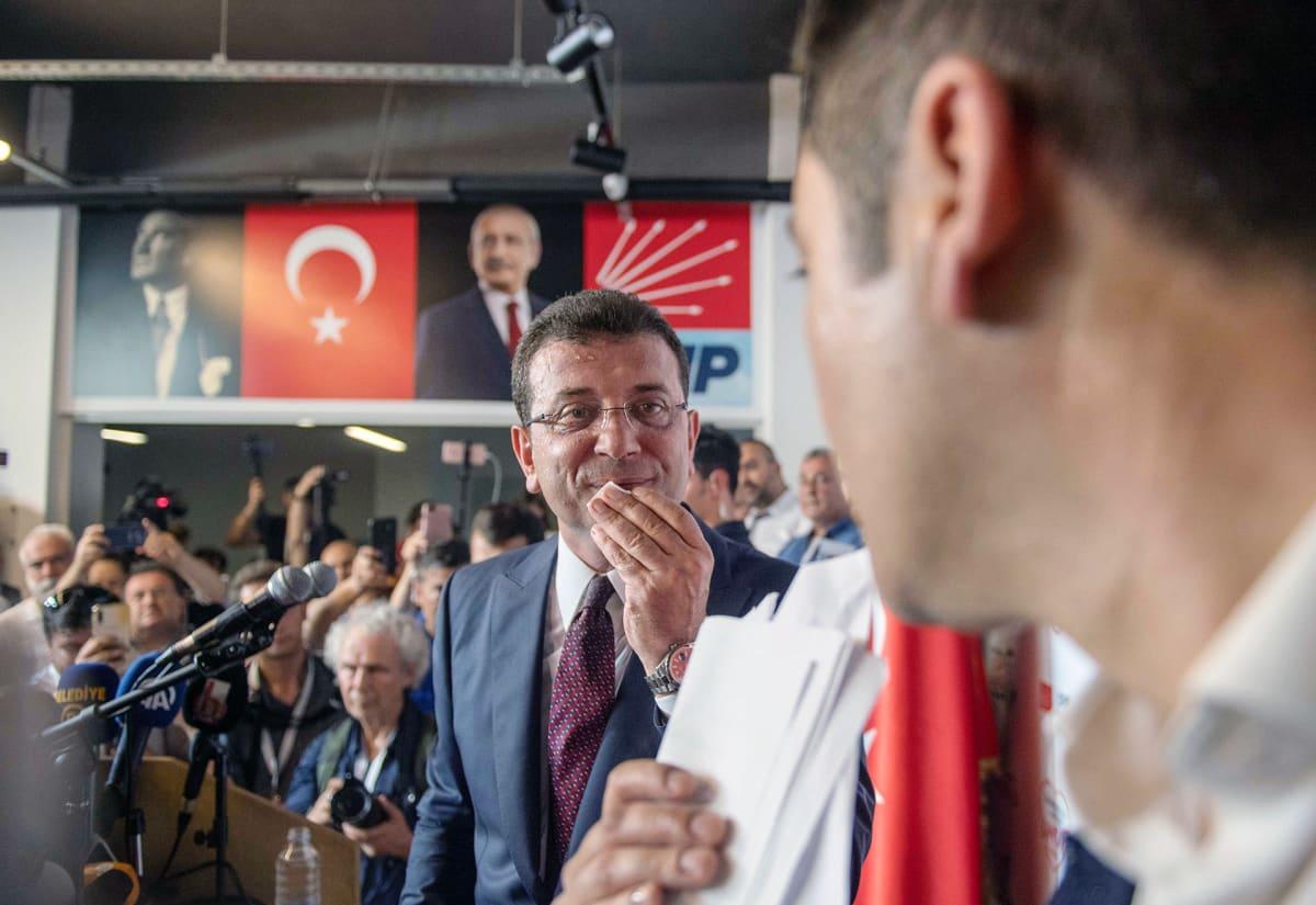 Ekrem Imamoğlun