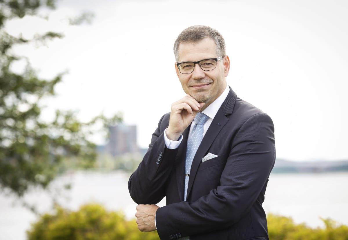 Jyväskylän yliopiston rehtori Keijo Hämäläinen