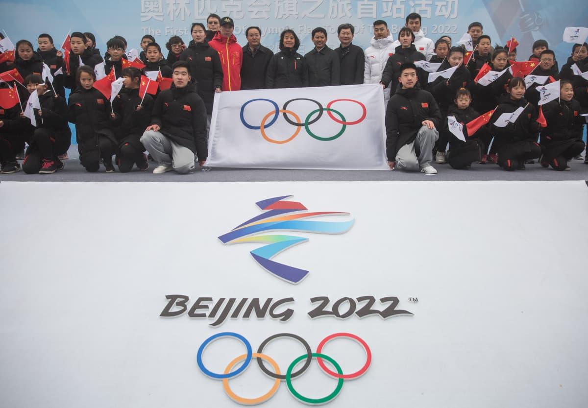 2022 olympialaiset