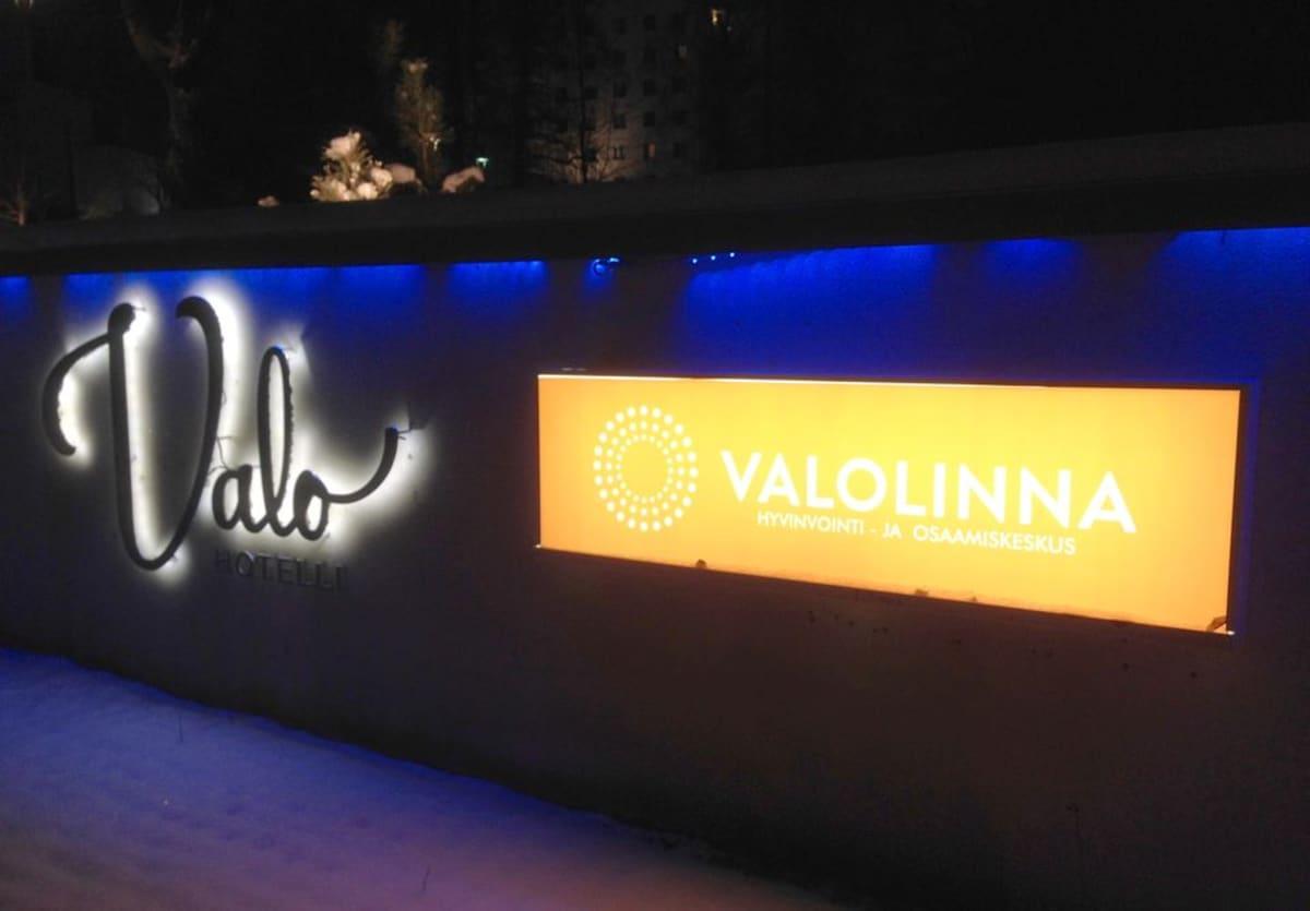 Heinolan Valolinna.