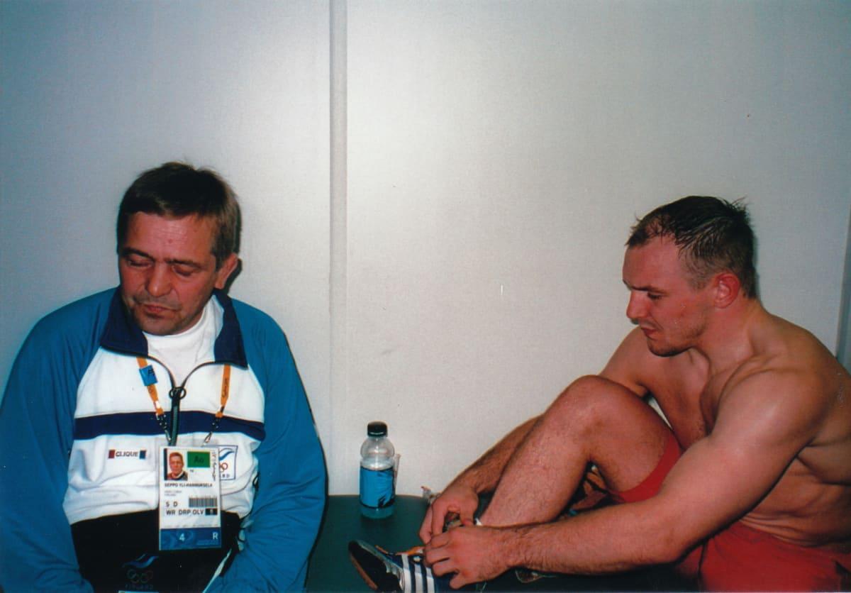 Seppo ja Marko Yli-Hannuksela