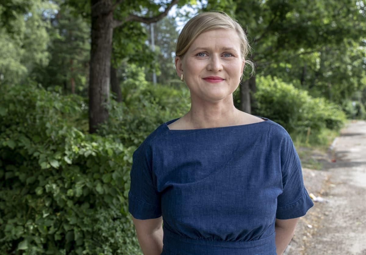Sara Lukkarinen / Johtava asiantuntija / motiva / Helsinki 29.06.2020
