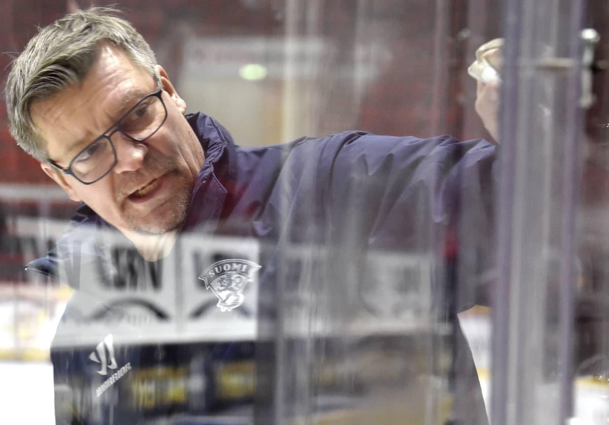 Jukka Jalonen STT 9.5.2021