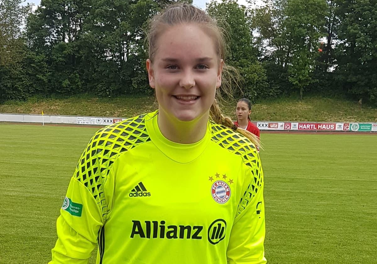 Katriina Talaslahti, Bayern München
