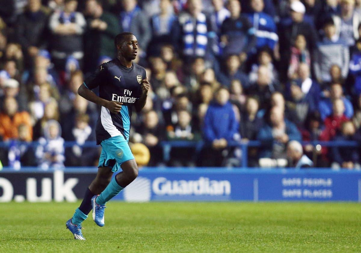 Glen Kamara Arsenal