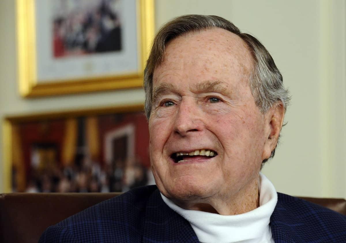 Presidentti George H.W. Bush