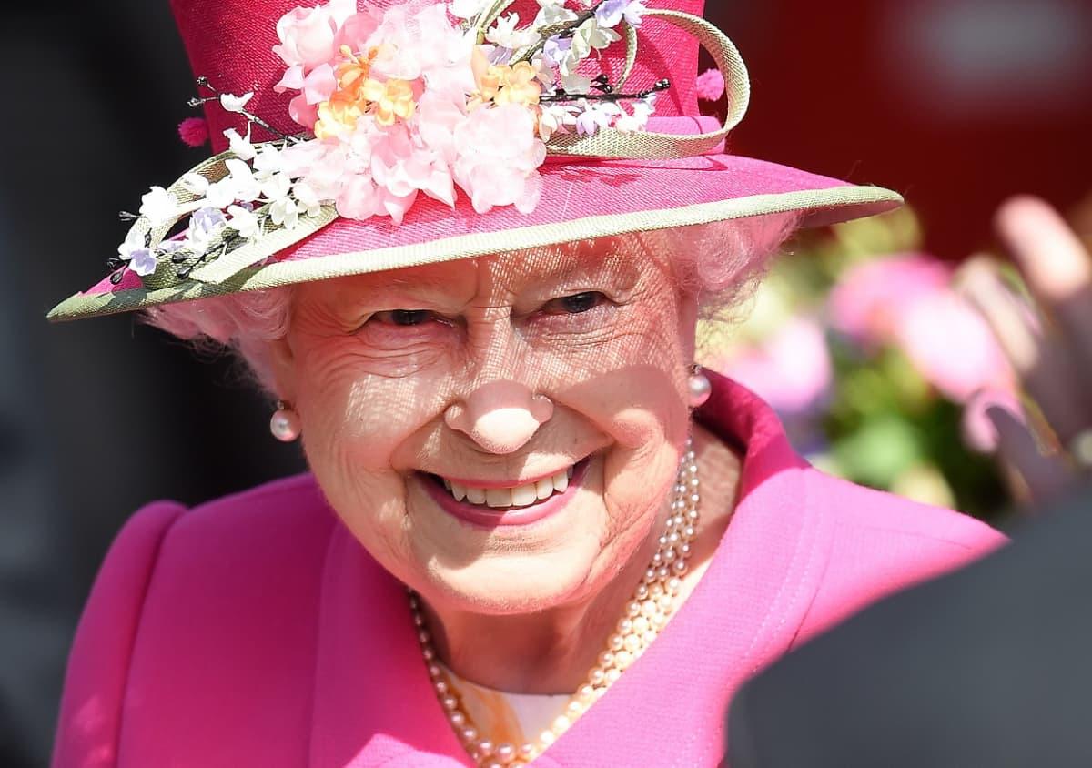 Britannian kuningatar Elisabet.