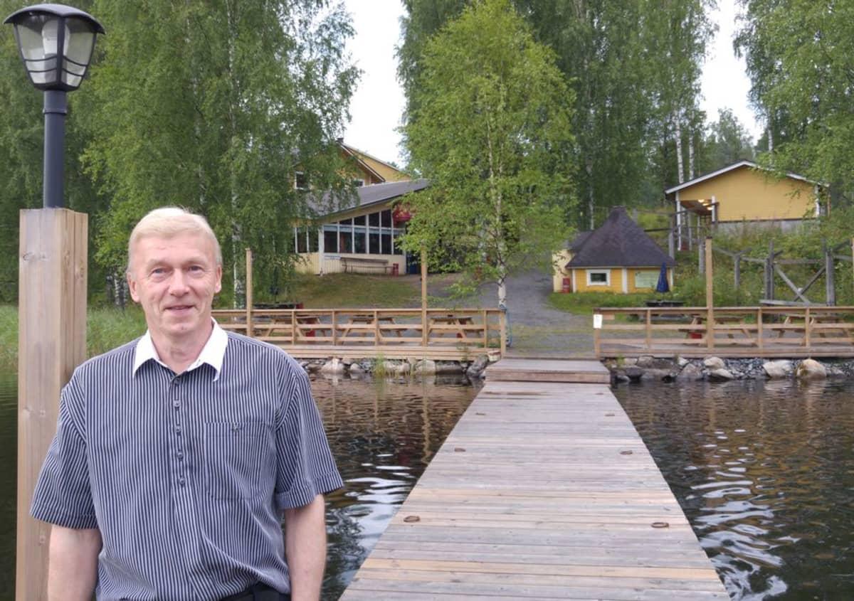 Syvälahden tanssilavaisäntä Reijo Pynnönen