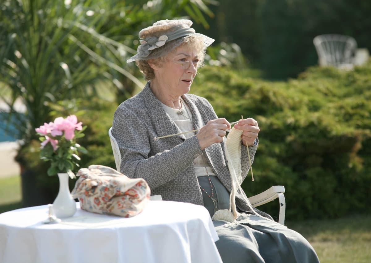 Neiti Marple Geraldine McEwanin tulkitsemana.