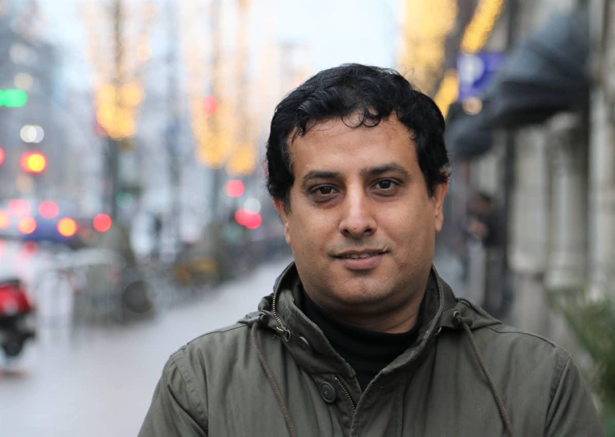 Tutkija Sakhr Murshid