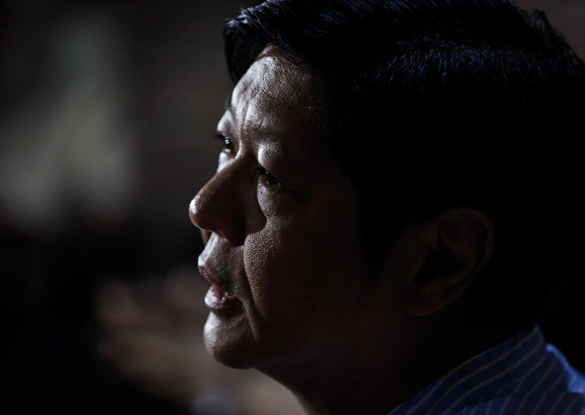 Ferdinand 'Bongbong' Marcos Junior.