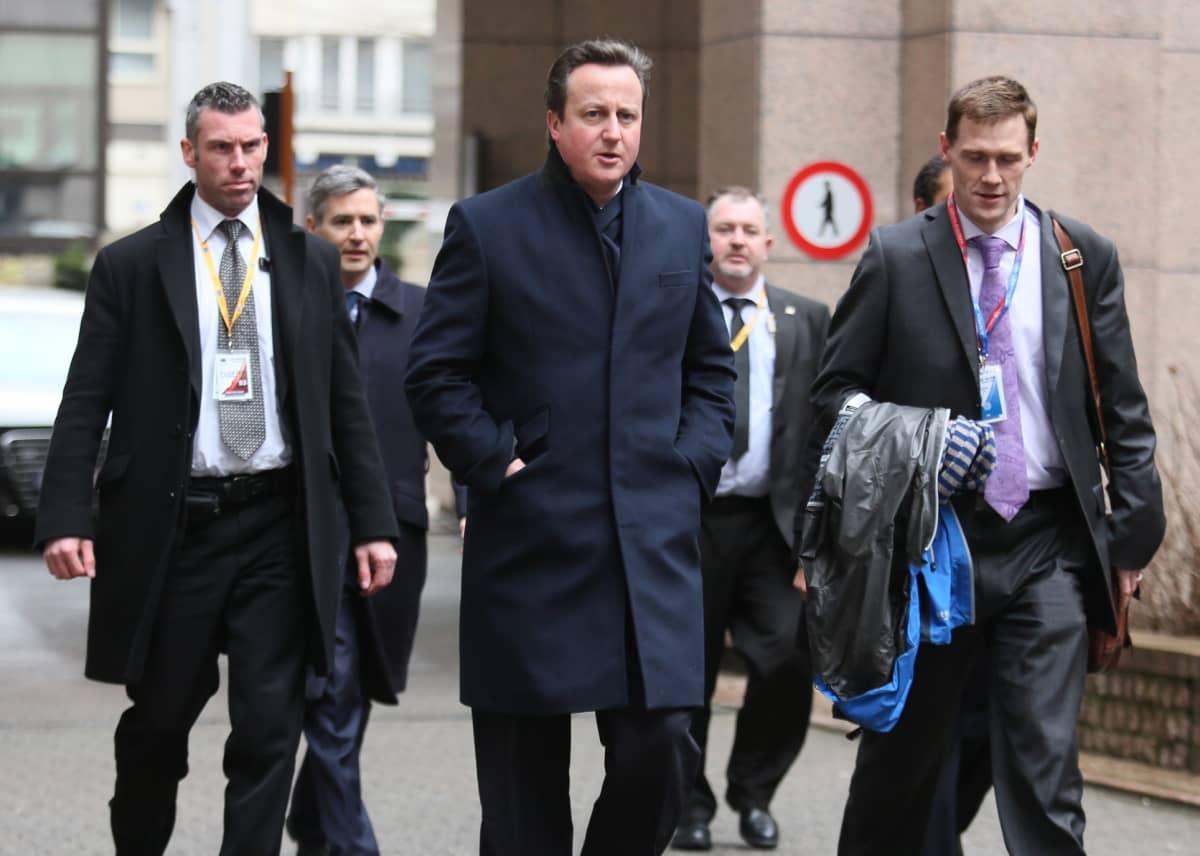 EU:n nykyisestä rahoituskehyksestä kaudelle 2014–2020 sovittiin liki vuorokauden kestäneessä huippukokouksessa helmikuussa 2013. Britannian pääministeri David Cameron ajoi rahoituksen supistamista.