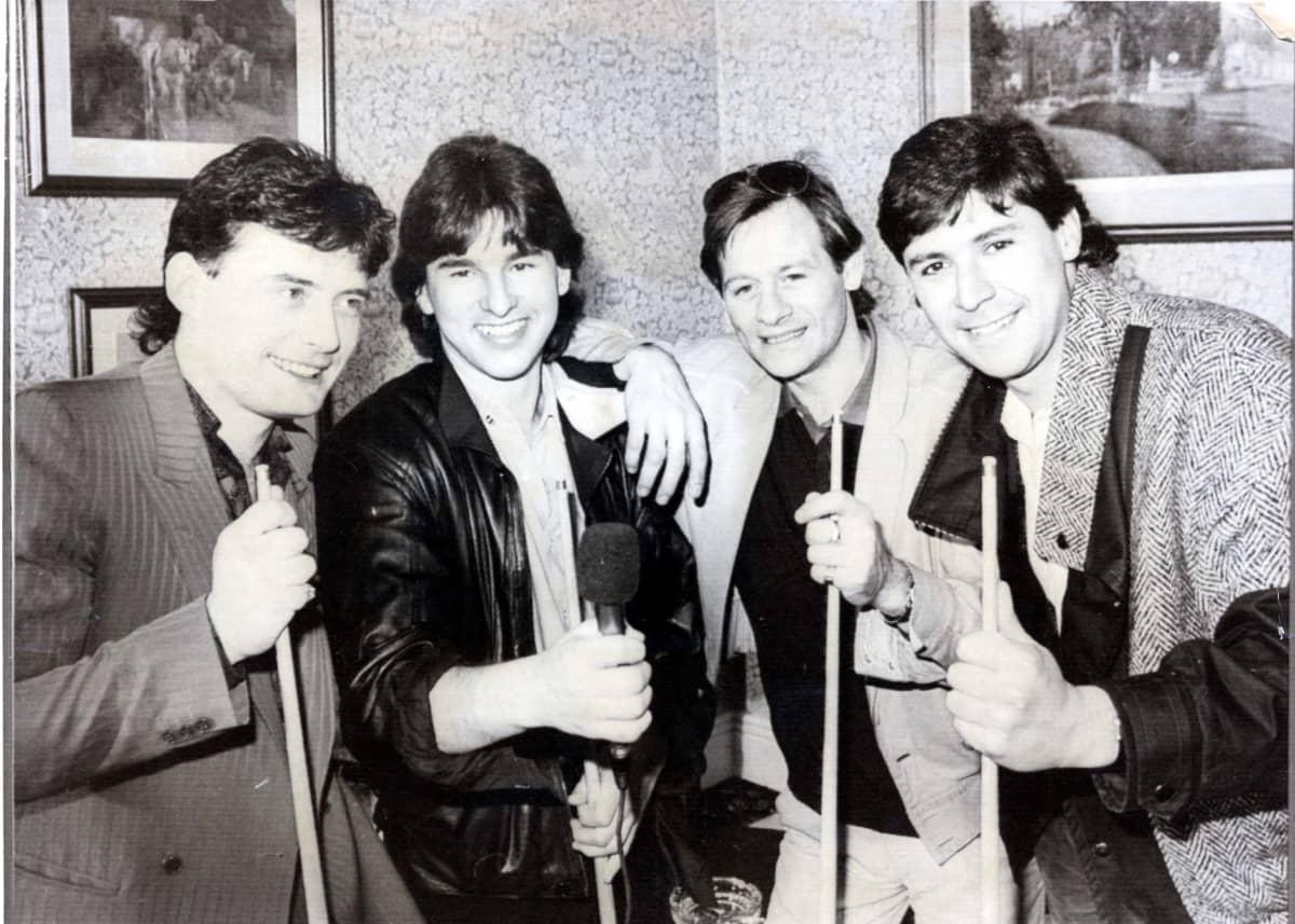 Jimmy White, Kirk Stevens, Alex Higgins ja Tony Knowles olivat 1980-luvulla otsikot – niin hyvät kuin pahat – kerääviä snookertähtiä.