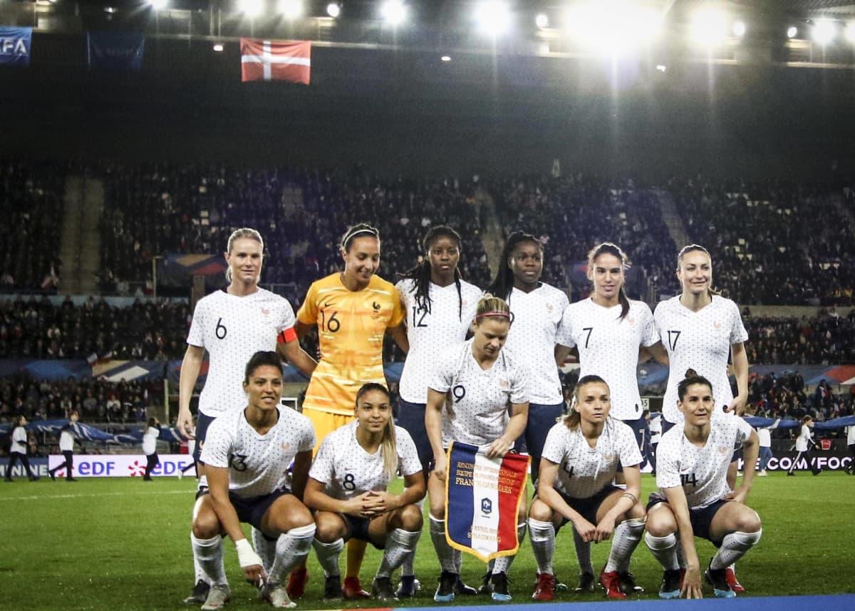 Ranskan naisten maajoukkue
