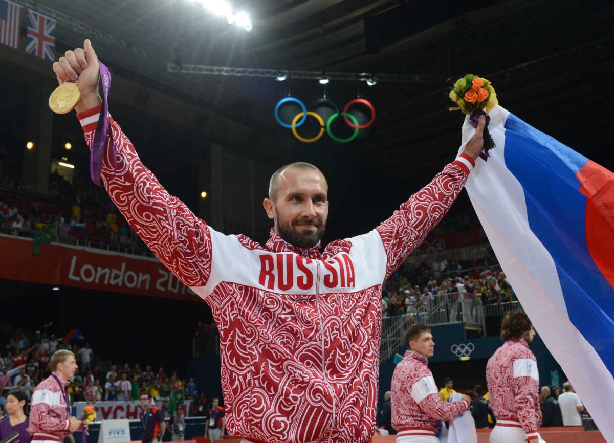 Vuoden 2012 olympiavoittajaa Sergei Tetjuhinia pidetään jopa Venäjän kaikkien aikojen lentopalloilijana.