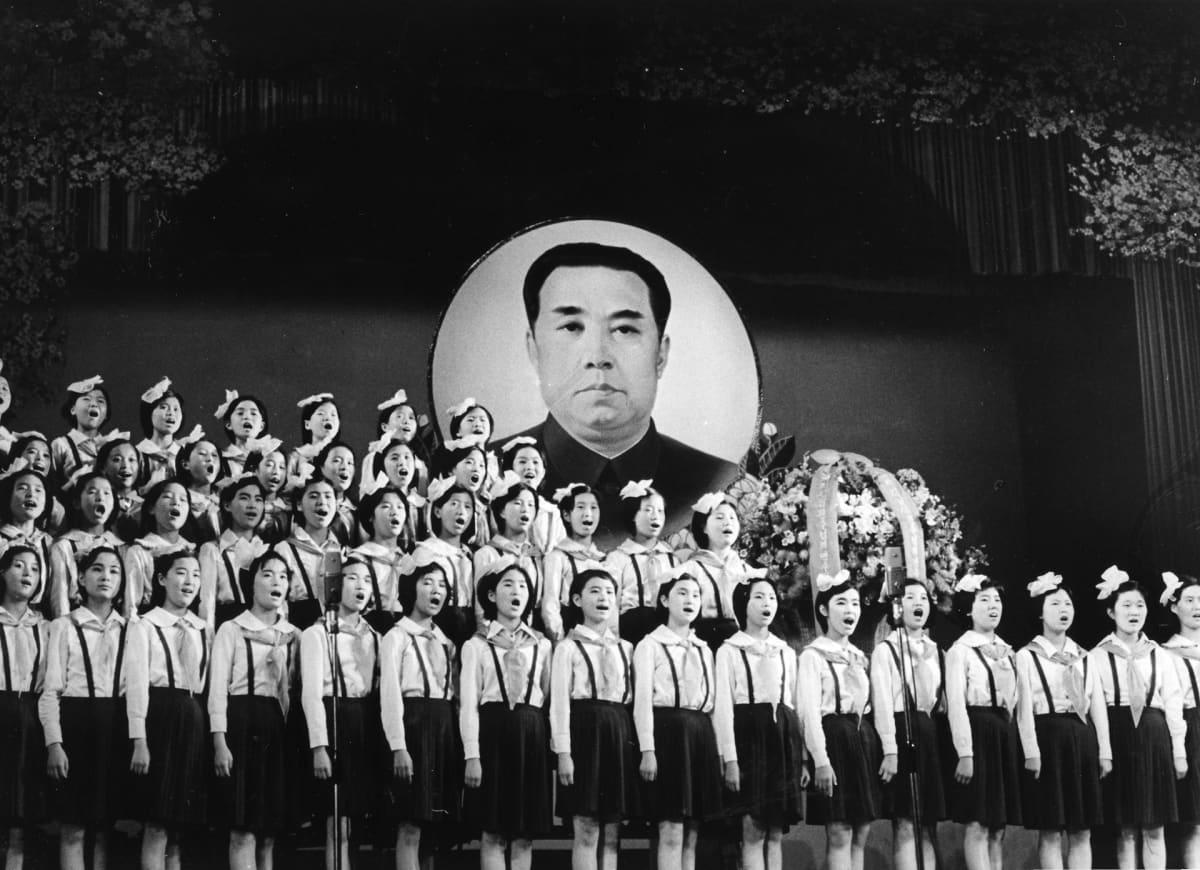Pohjoiskorealainen lapsikuoro