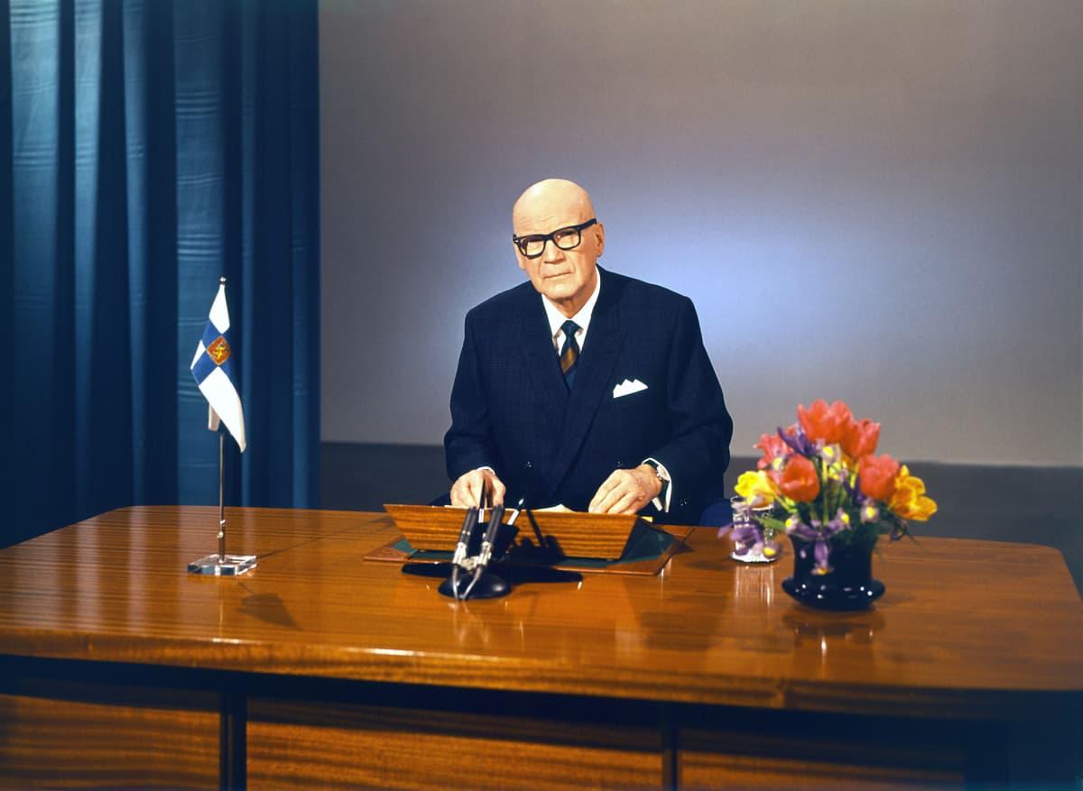 Urho Kekkonen