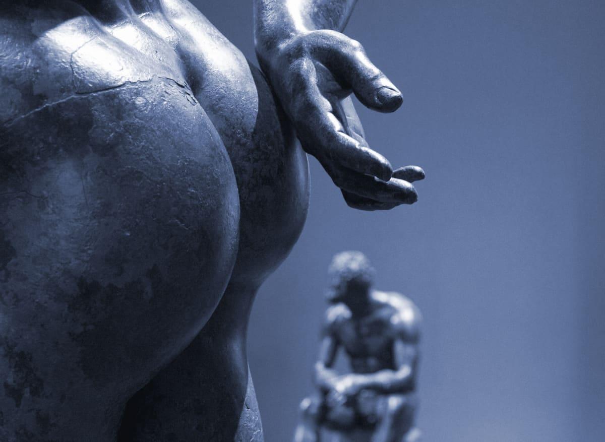 kreikkalainen patsas