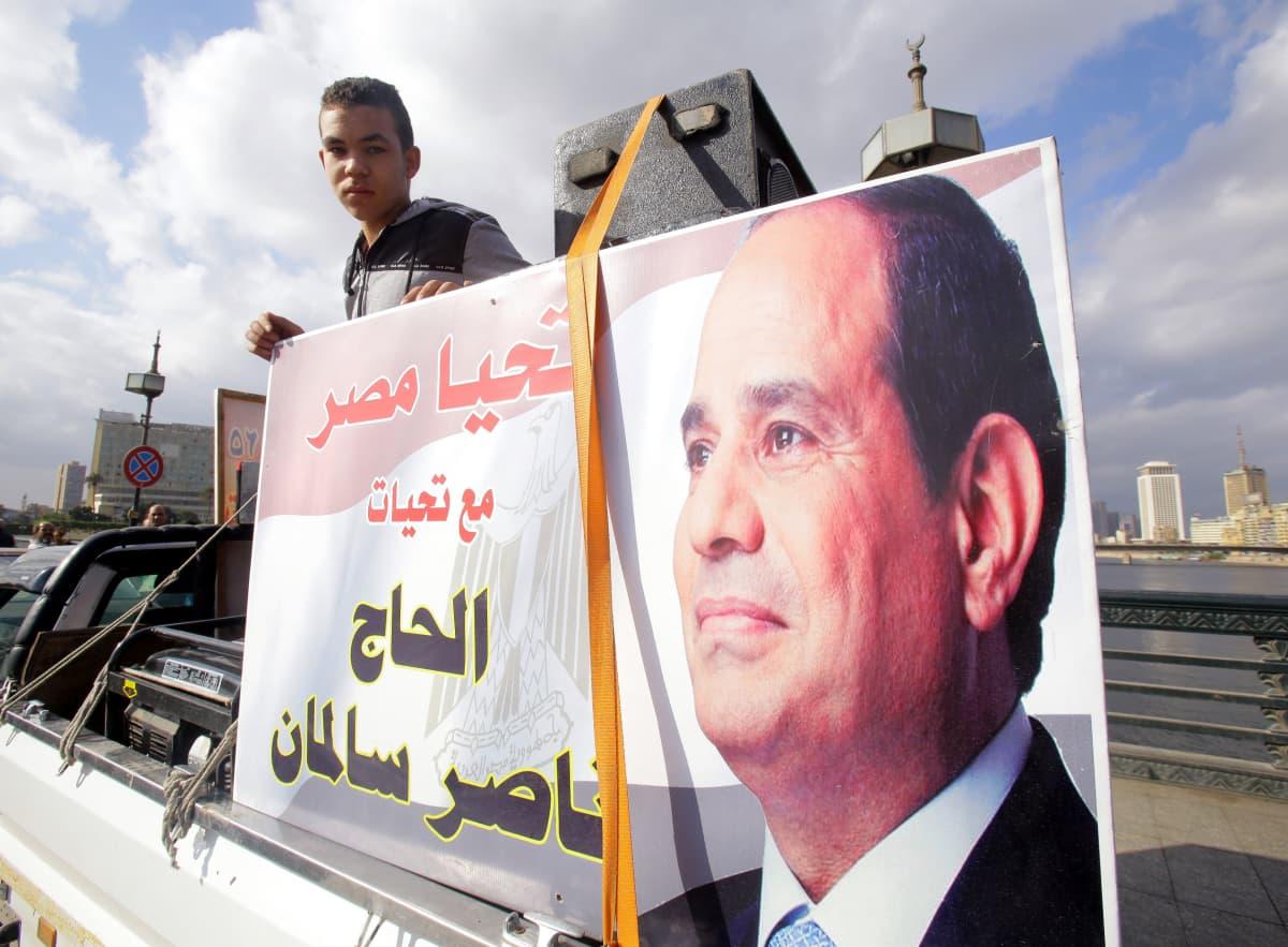 Egyptin kansannousun muistopäivä