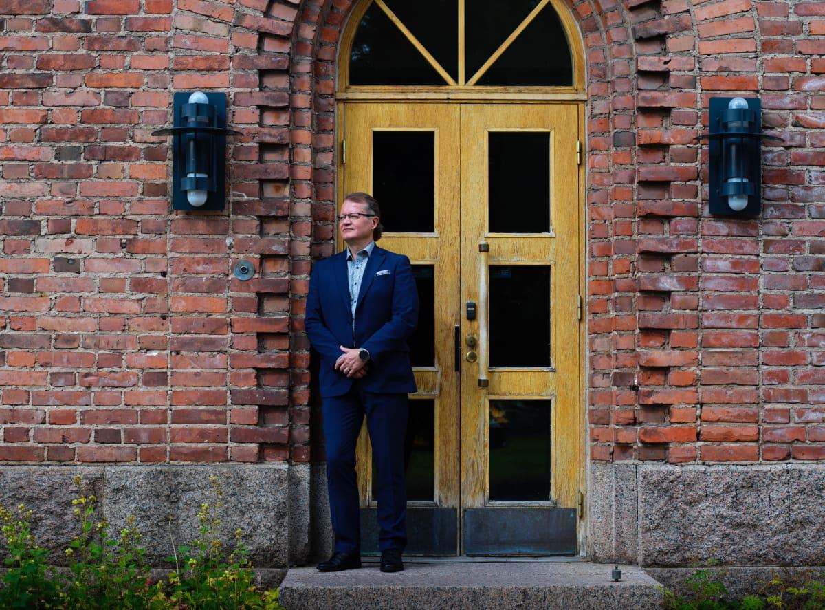 Stig Hedberg, Aluejohtaja, Senior Headhunter, Oulu