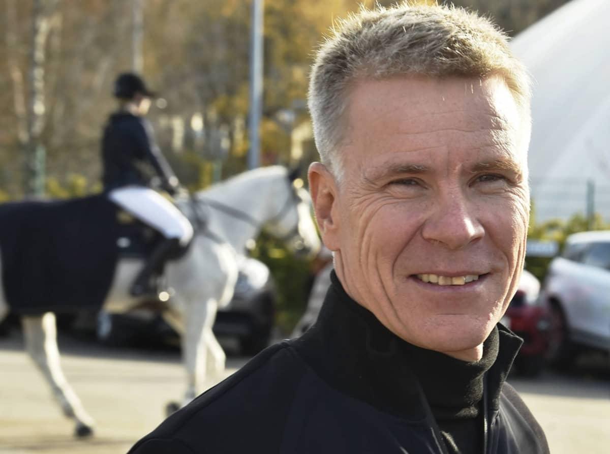 Mikael Forstén kuvassa