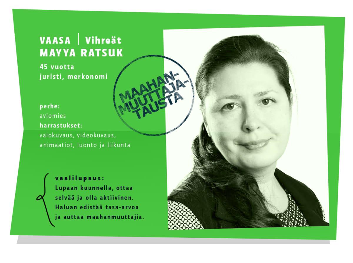 Mayya Ratsuk