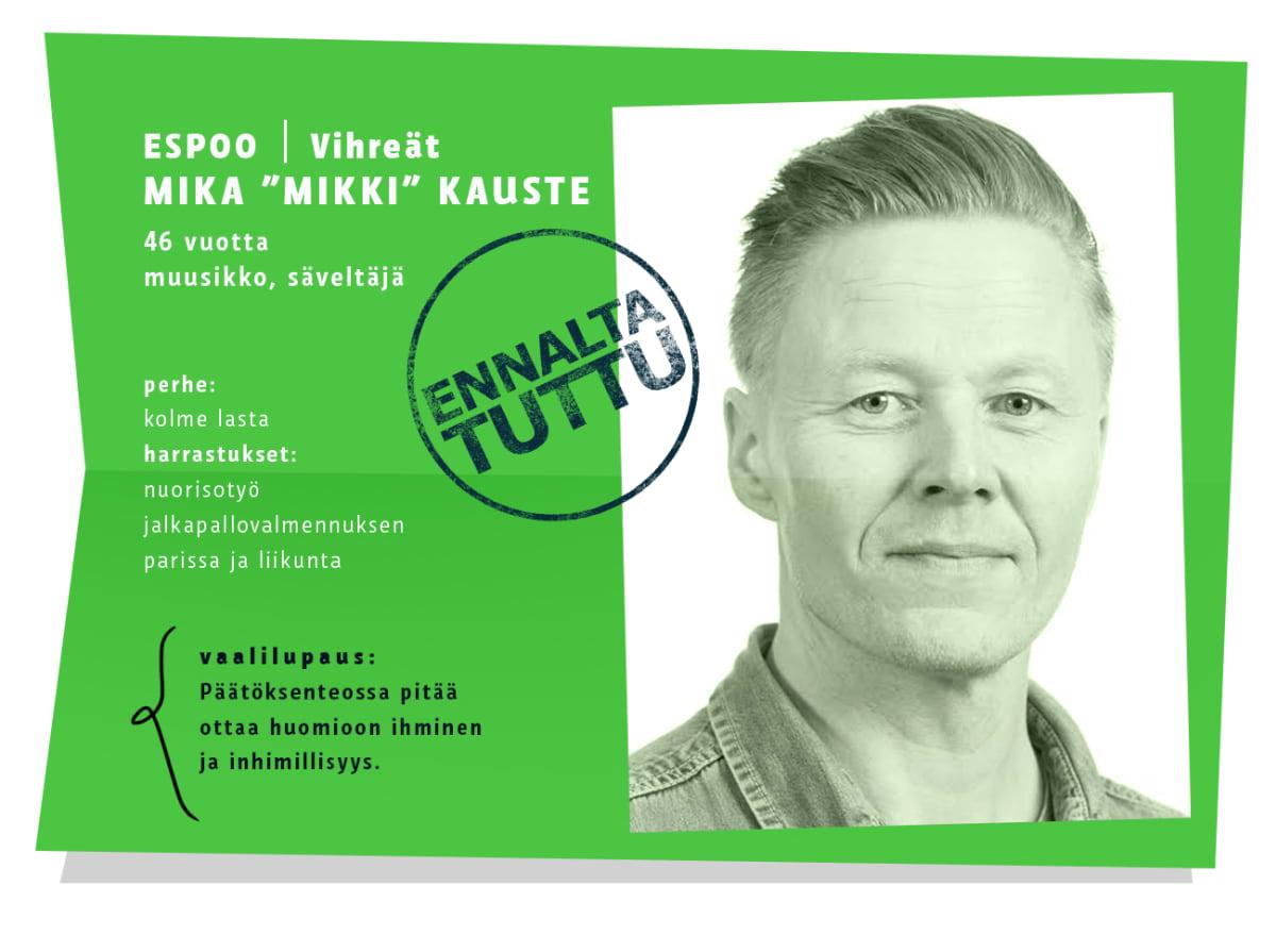Mika Kauste