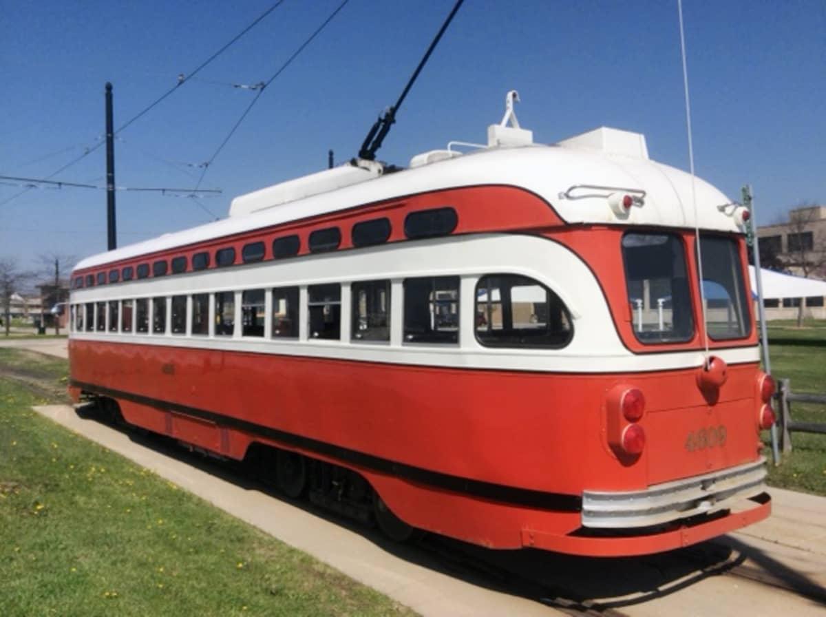 Kenoshan kaupunki osti suurimman osan vaunuistaa Torontosta.