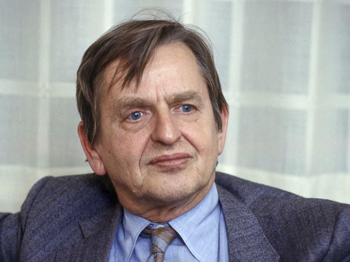 Olof Palme 1984