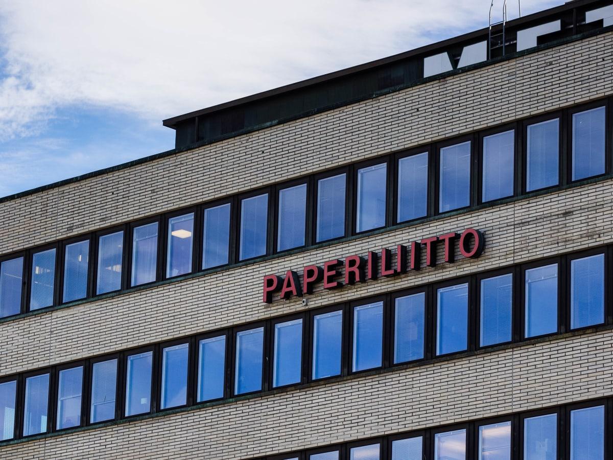 Paperiliitto Helsingin Hakaniemessä